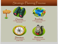 Strategic Planning Process screenshot